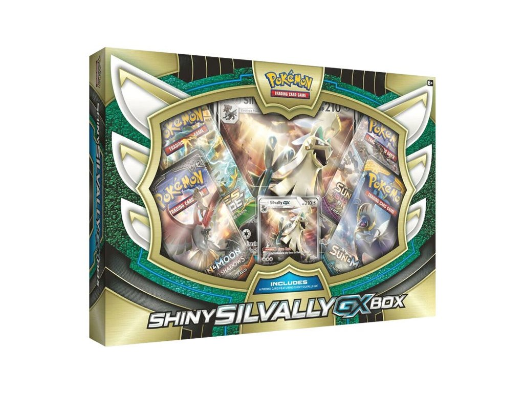 pokemon shiny silvally gx box 30985 0 1000x1000