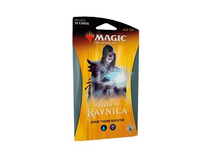 Guilds of Ravnica Theme Booster - Dimir